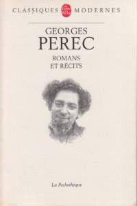Georges_Perec_romans_et_récits_couverture