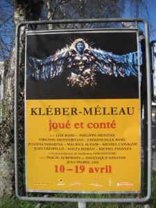 Kléber_Méleau_affiche_dernière